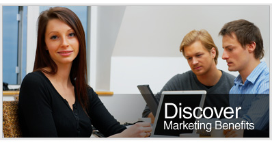 Discover Marketing Benefits